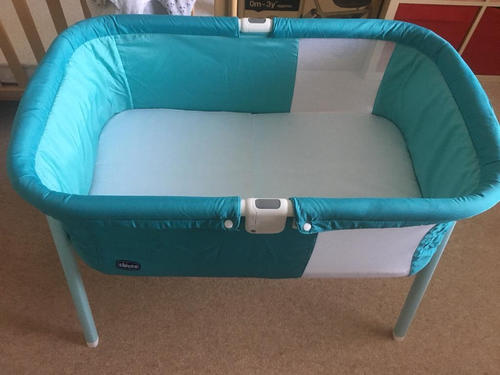 Chicco Lullago Portable Crib In Kirkcaldy Fife Gumtree