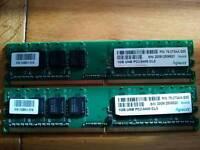 2GB PC2-6400 RAM
