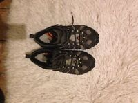 Merrell trail shoes Continum size 7