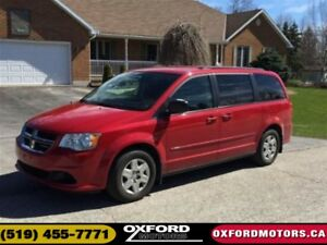 2012 Dodge Grand Caravan SE | APPLY & GET APPROVED