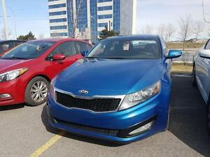 2013 Kia OPTIMA LX BLUETOOTH MAGS