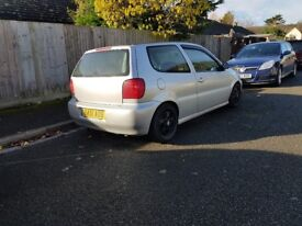 Vw polo, bc coilovers, smoothed, lowered, dub, slammed,