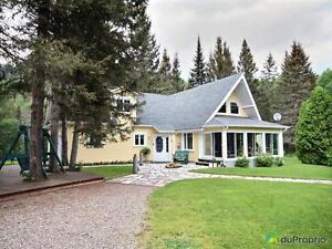 375 000$ - Maison à un étage et demi à vendre à Rivière-Ét Saguenay Saguenay-Lac-Saint-Jean image 2