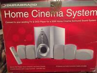 durabrand Home cinema system