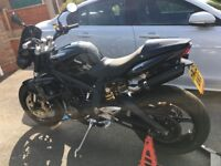 Triumph Street Triple 675 year 2008 good condition for age - look great and rides well.