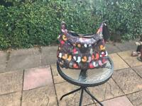 Mamas & papas owl changing bag