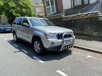 JEEP GRAND CHEROKEE 3.0CRD LIMITED 4WD AUTO