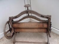 MANGLE FOR SALE COULD BE PRE WAR