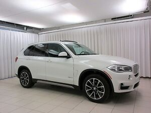 2016 BMW X5 35i x-DRIVE SUV SPECIAL INCLUDING WINTER TIRES!