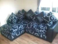 Corna sofa dose have a couple of marks in pics come from smoke and pet free home