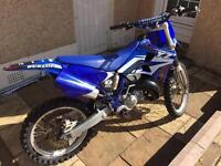 Yamaha yz 125 2001