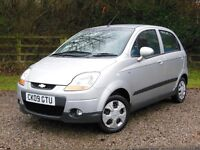 2009 Chevrolet Matiz - 80k Miles - CHEAP TAX & INSURANCE!! Very Clean Car