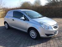 2011 Vauxhall Corsa Van 1.3 CDTi ecoFLEX 16v, NEW 12 MONTHS MOT, NO VAT (Astra, Vivaro, Combo)