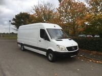 Professional Driver and Van Hire - Reliable Removals Services - Cheap Man and Van