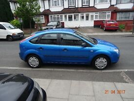 FORD FOCUS 1.6LX FOR SALE PETROL NEW CLUTCH 12 MONTHS M.O.T