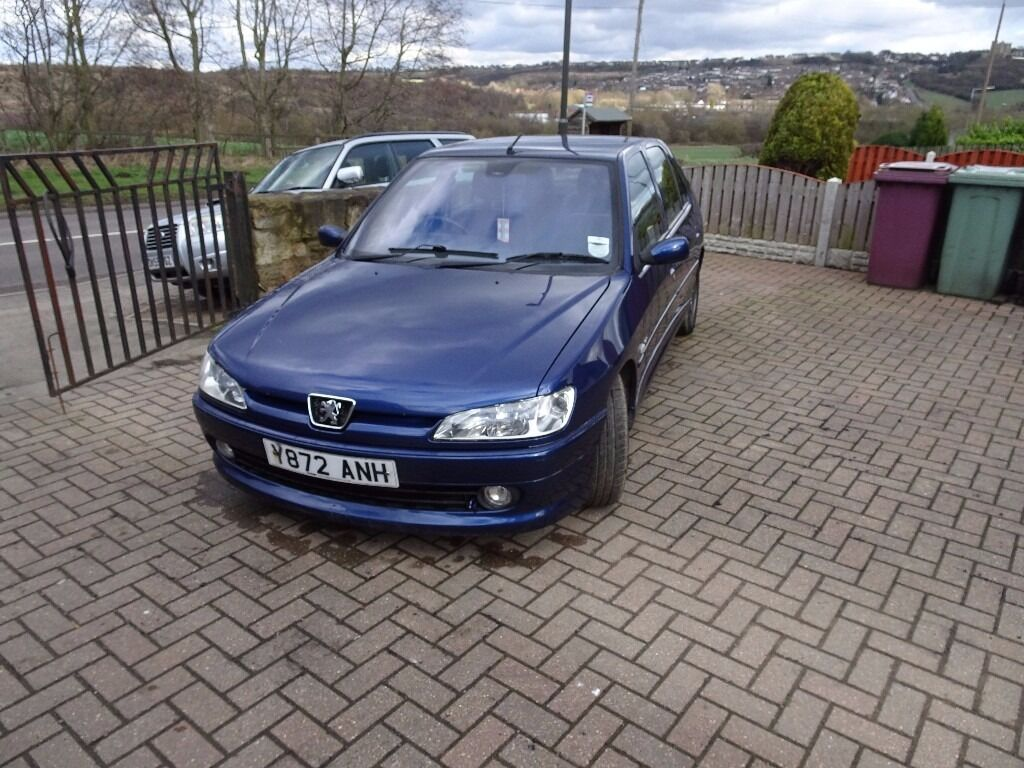 peugeot 306 2 0 hdi in bolsover derbyshire gumtree. Black Bedroom Furniture Sets. Home Design Ideas