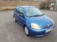 Toyota yaris 1.3 vvti colour collection