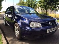 VW GOLF GT TDI 130 MOT JUNE 2017