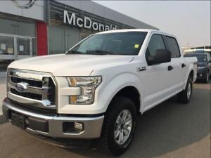 2016 Ford F-150 XLT Power locking tailgate
