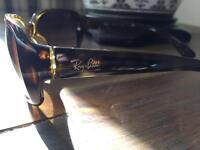 Rayban ladies sunglasses (genuine)