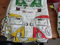 VW duvet covers and pillow cases
