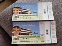 1st Day Thursday 24th May 2018 - England vs Pakistan Lord's Test Match Tickets
