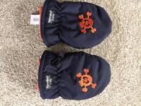 Child's ski mittens 3-5 years