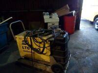 Esab LTG 400 TIG welding machine