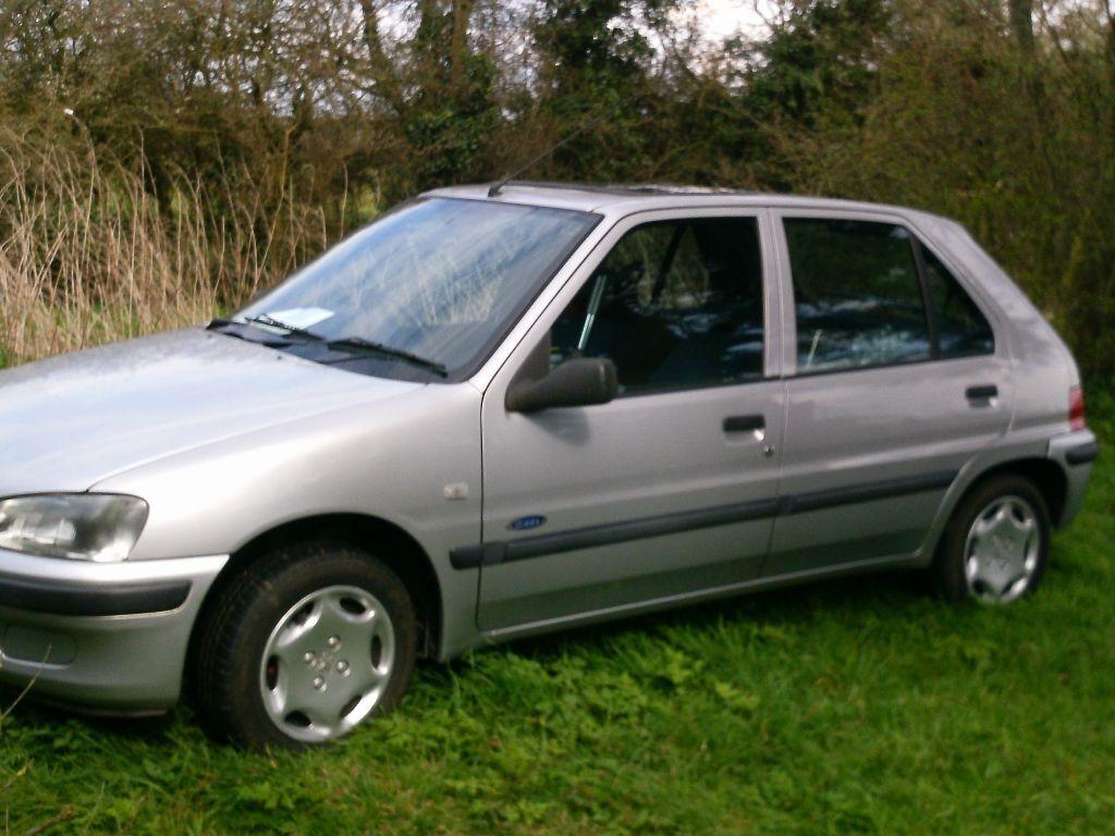 Peugeot 106 Zest 1.1 1999 5 door reliable, mature owners only