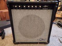 Marlin Reverb 25 Guitar amp. Vintage 1980's