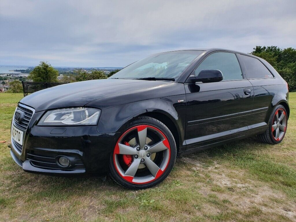 Audi A3 2012 2 Litre Diesel Black Edition In Portsmouth Hampshire Gumtree