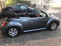2006 Volkswagen Beetle Luna Convertible IMMACULATE MOT. TAX. PERFECT AUTO ROOF GUARANTEED MILES
