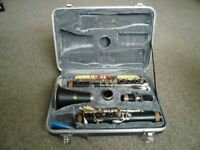 Simba Bb Clarinet - good working order CASH ON COLLECTION - Newton Abbot