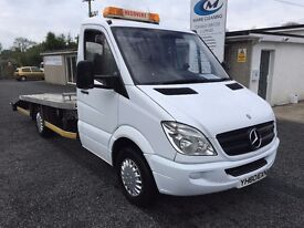 2010 recovery track 2.1 diesel auto price £ 8999 Ono px/exch