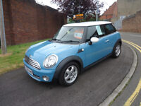 2009 MINI COOPER D ONLY £20 ROAD TAX COME WITH 12 MONTHS MOT