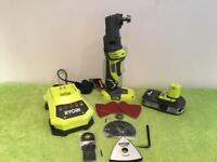 RYOBI 18v MULTI TOOL BUNDLE NEW dewalt makita