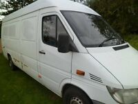 Mercedes Sprinter Vans Wanted - Any Age or Condition