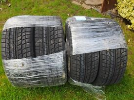 SUPPLY ONLY DEAL ON NEW 225 40 18* FALKEN £59 WINTER £49 BUDGET £39 TYRES still for sale FORFAR