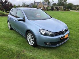 2010 VW VOLKSWAGEN GOLF 2.0 GT TDI BLUE MANUAL **LOVELY CAR** FINANCE AVAILABLE ** 3 MONTHS WARRANTY