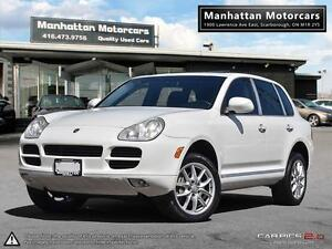 2005 PORSCHE CAYENNE S AWD |SUNROOF|ALLOYS|BEST COLOR COMBO