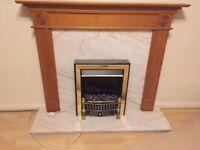 Electric Fireplace in Blackburn Lancashire