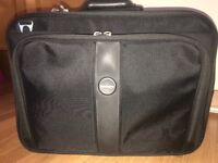 Black Kensington Trolley Case in excellent condition