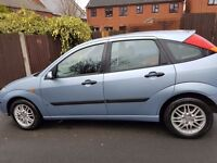 Ford focus **low Mileage **