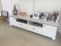 Stunning white furniture
