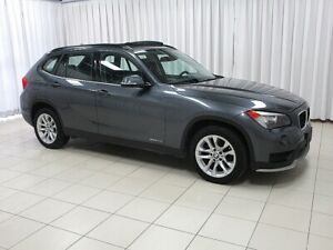 2015 BMW X1 WHAT A BEAUTY!! 28i x-DRIVE SUV w/ HEATED SEATS, H
