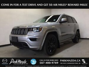 2018 Jeep Grand Cherokee Altitude 4x4 - Bluetooth, Backup Cam, R