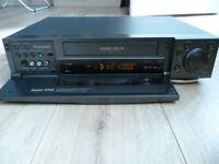 PANASONIC NV-HS900 S VHS VCR VHS VIDEO RECORDER NVHS900 for sale  Peterborough, Cambridgeshire