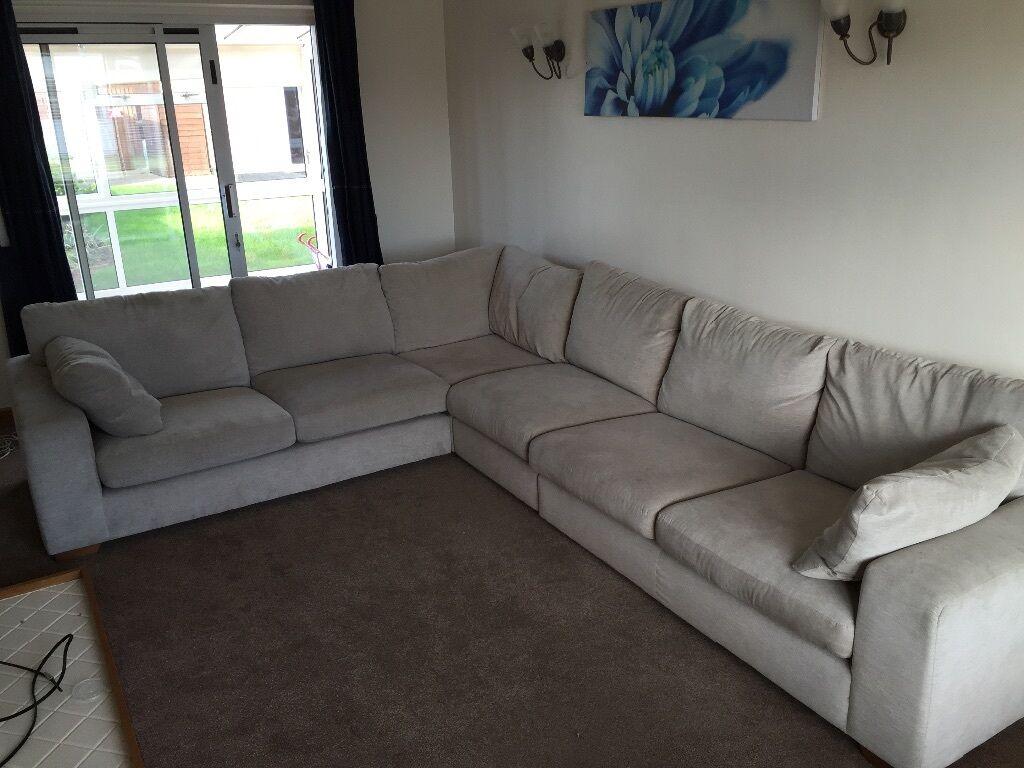 Next Modular Corner Sofa