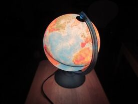 Globe - light up