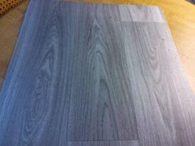New Grey Plank Style Vinyl 4.5 x 3m largest 4ml thick